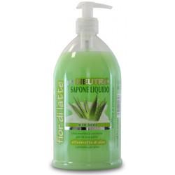 Natur bath sapone liquido aloe - lt.1