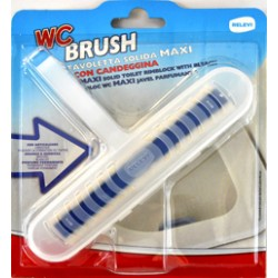 Relevi wc brush tavoletta maxi candeggina