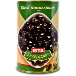 Ista olive nere denocciolate - kg.4,15