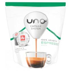 Illy capsule uno sistem decaffeinato x16
