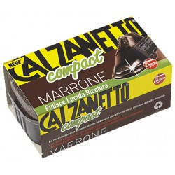 Calzanetto marrone