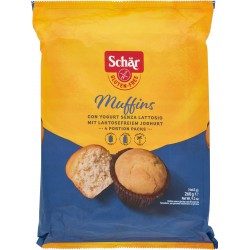 Schär Muffins senza glutine 4 x 65 g