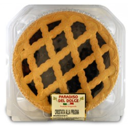 Severgnini crostata prugna - gr.450