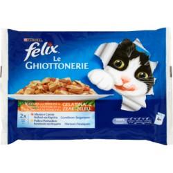Felix ghiottonerie verd/man/car - gr.100x4