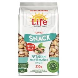 Life snack pistacchio non salato gr.230