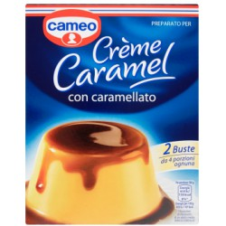 Cameo creme caramel x 2