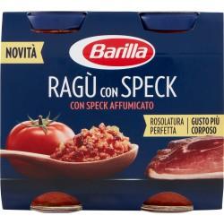 Barilla Ragù con Speck 2 x 180 gr.