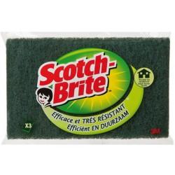 Scotch-brite strofinetto abrasivo new x3