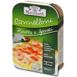 Montegrappa cannelloni ricotta e spinaci gr.350
