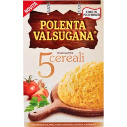 Valsugana polenta 5 cereali - gr.350