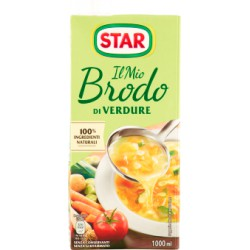 Star brodo pronto vegetale - lt.1