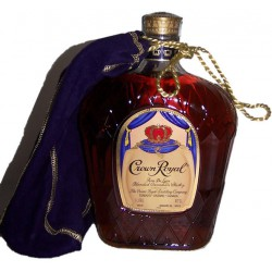 Crown royal whisky imp. - lt.1