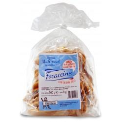 Madesani focaccine olio di riso gr.300