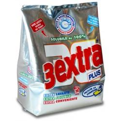 3extra detersivo in polvere sacco  kg.1,652
