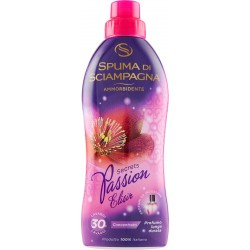 Spuma di Sciampagna Ammorbidente Secrets Passion Elisir 750 ml.