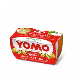 Yomo 100% Naturale goloso pistacchi 2 x 125 gr.