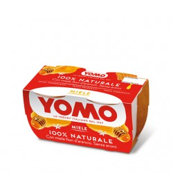 Yomo 100% Naturale miele 2 x 125 gr.