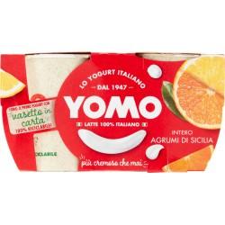 Yomo 100% Naturale Agrumi di Sicilia 2 x 125 gr.