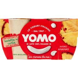 Yomo 100% Naturale Ananas 2 x 125 gr.