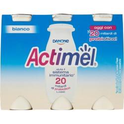 Actimel bianco 6 x 100 gr.