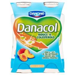 Danone Danacol Pesca Albicocca 4 x 100 gr.