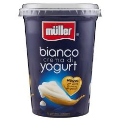 Muller yogurt crema bianco