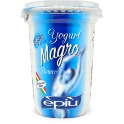 E' Più Yogurt magro bianco gr.500