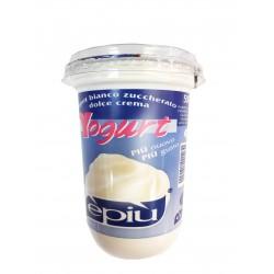 E' piu' yogurt crema bianco gr.500