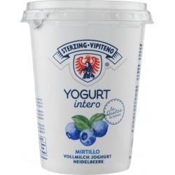 Sterzing Vipiteno Yogurt Mirtillo Nero 500 gr.