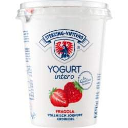 Vipiteno yogurt fragola gr.500