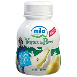Mila yogurt da bere pera ml.200