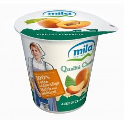 Mila yogurt albicocca gr.125