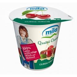 Mila yogurt ciliegia gr125