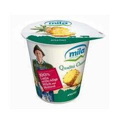 Mila yogurt ananas gr.125