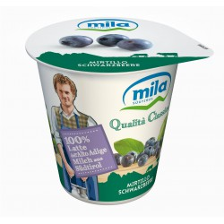 Mila yogurt mirtillo gr.125