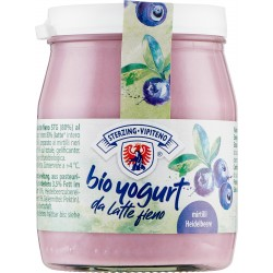 Vipiteno yogurt bio mirtillo gr.150