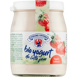 Vipiteno yogurt bio fragola gr.150