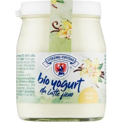 Vipiteno yogurt bio vaniglia gr.150