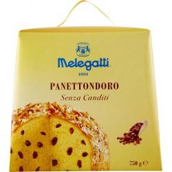 Melegatti 1894 Panettondoro Senza Canditi 750 gr.