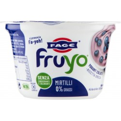 Fage yogurt fruyo mirtilli  gr170