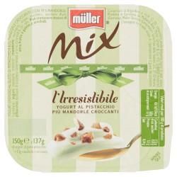 Mullermix yogurt pistacchio gr150