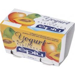 E'piu' yogurt albicocca x 2