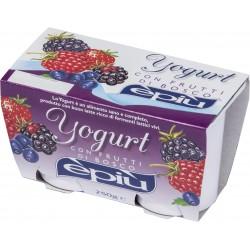 Èpiù yogurt frutti bosco x 2
