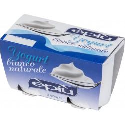 E'piu'yogurt bianco natur.x 2