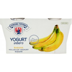 Vipiteno yogurt banana x 2