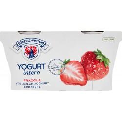 Vipiteno yogurt fragola x 2