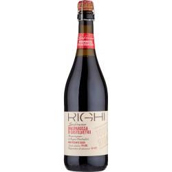 Righi Lambrusco Grasparossa di Castelvetro DOC secco 100% Righi 750 ml