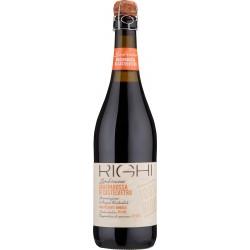 Righi Lambrusco Grasparossa di Castelvetro DOC amabile 100% Righi 750 ml