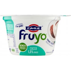 Fage fruyo Cocco 1,3% Grassi 170 gr.