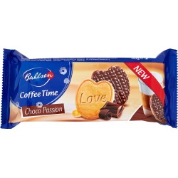 Bahlsen Coffee Time Choco Passion gr.143